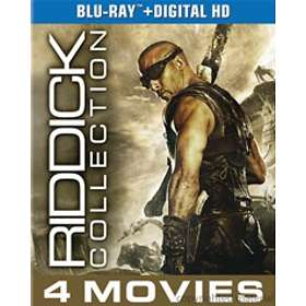 Riddick - The Complete Collection (US)