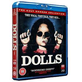 Dolls - The Cult Horror Collection