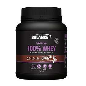 Balance Sports Nutrition 100% Whey Natural WPC/WPI 0.75kg