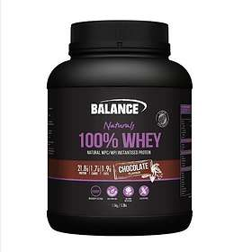 Balance Sports Nutrition 100% Whey Natural WPC/WPI 1.5kg