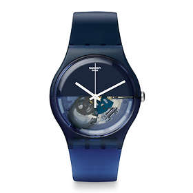 Swatch Blue Depth SUON105