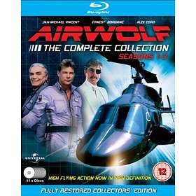 Airwolf - The Complete Collector's Edition