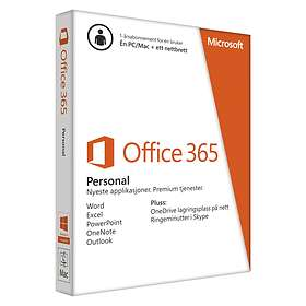 Microsoft Office 365 Personal Nor