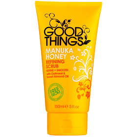 Good Things Manuka Honey Refining Scrub 150ml