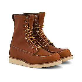 Red Wings Shoes 8-Inch Classic Moc