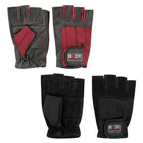 Body Sculpture Leather Weight Lifting Gloves