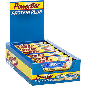 PowerBar Protein Plus Bar 33% Bar 90g 10pcs