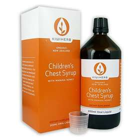 Kiwiherb Children's Chest Elixir 200ml