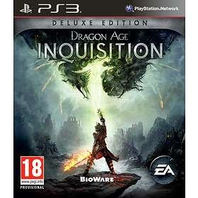 Dragon Age: Inquisition - Deluxe Edition (PS3)