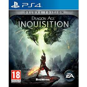 Dragon Age: Inquisition - Deluxe Edition (PS4)