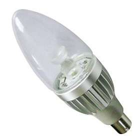 Bell Lighting Candle LED 250lm 4000K B15 4W (Dimmable)