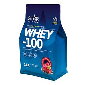 Star Nutrition Whey-100 1kg