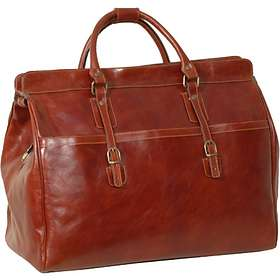 Old Angler Leather Travel Bag (0014)