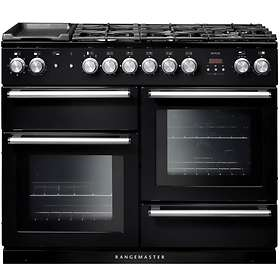 Rangemaster Nexus 110 Dual Fuel (Black)