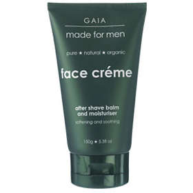 Gaia Skin Naturals Made For Men Face Cream 150ml