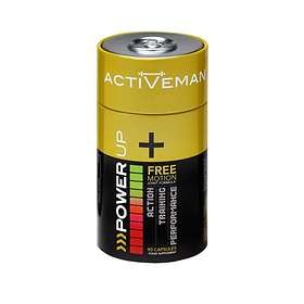 Bio Synergy Activeman Power Up Free Motion 90 Capsules