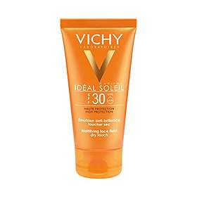 Vichy Capital/Ideal Soleil Dry Touch Face Emulsion SPF30 50ml