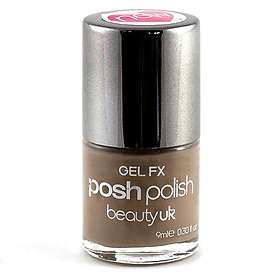 Beauty UK Gel FX Posh Nail Polish 9ml