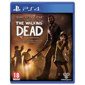 The Walking Dead: The Game - Game of the Year Edition