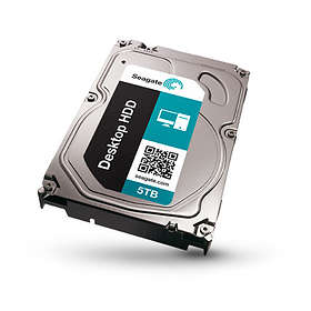 Seagate Desktop HDD ST5000DM000 128MB 5TB