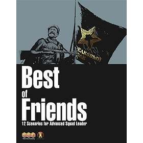 Advanced Squad Leader: Best of Friends