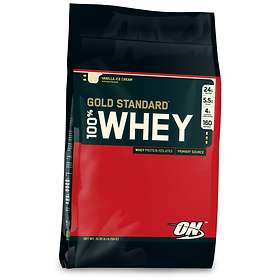 Optimum Nutrition 100% Whey Gold Standard 4.54kg