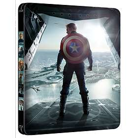 Captain America: The Winter Soldier - SteelBook