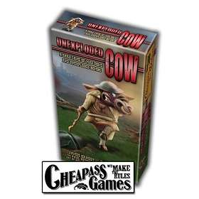 Cheapass Games Unexploded Cow Deluxe