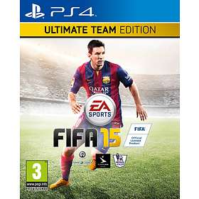 FIFA 15 - Ultimate Team Edition (PS4)