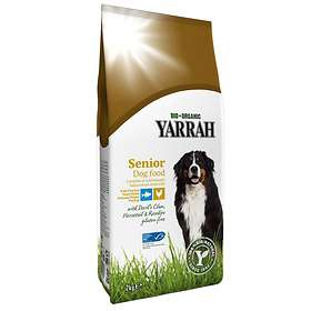 Yarrah Dog Senior Chicken and Fish with Herbs 10kg