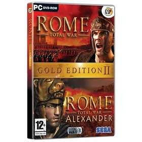 Total War: Rome - Gold Edition II (PC)
