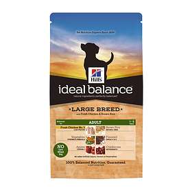 Hills Canine Ideal Balance Adult Large Chicken & Brown Rice 12kg