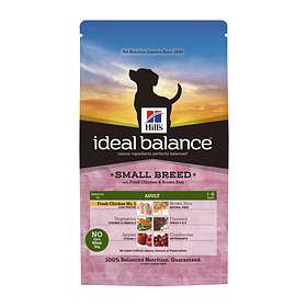 Hills Canine Ideal Balance Adult Small Chicken & Brown Rice 2kg