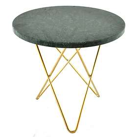 OX Denmarq O Table Tall Mini Sofabord Ø50cm (marmor)