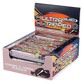Balance Sports Nutrition Ultra Ripped Bar 60g 12pcs