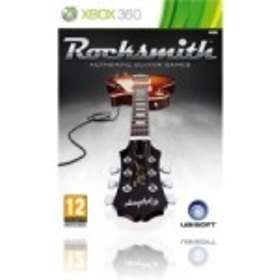 Rocksmith (incl. Cable) (Xbox 360)