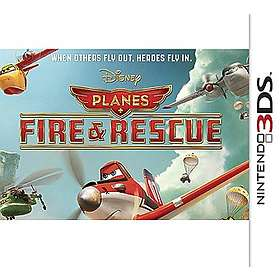 Disney Planes: Fire & Rescue (3DS)