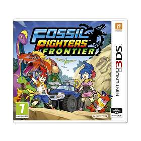 Fossil Fighters: Frontier (3DS)