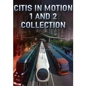 Cities in Motion - 1 & 2 Collection (PC)