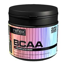 Reflex Nutrition BCAA Muscle & Size 200 Capsules