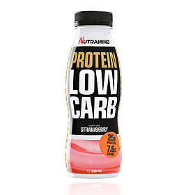 Nutramino Protein Low Carb Shake 330ml 12-pack