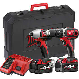 Milwaukee M18 BPP2C-402C (2x4,0Ah)