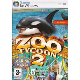 Zoo Tycoon: Marine Mania (Expansion) (PC)