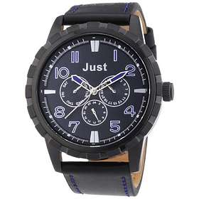 Just Watches 48-S4997BK-BK