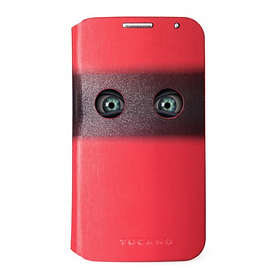 Tucano Eyes Booklet Case for Samsung Galaxy S4