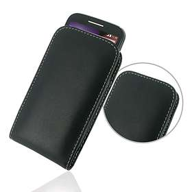 PDair Leather Case Vertical Pouch for Motorola Moto E