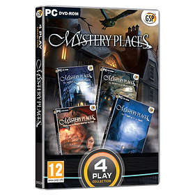 Mystery Places - 4 Play Collection (PC)