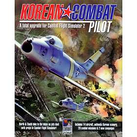Combat Flight Simulator 2: Korean Combat Pilot (Expansion) (PC)