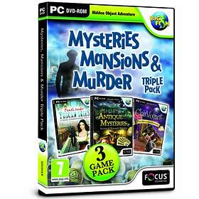 Mysteries, Mansions & Murder - Triple Pack (PC)