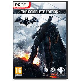 Batman: Arkham Origins - Complete Edition (PC)